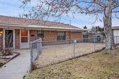 Hobbs NM Single Family Home For Sale: $115,000
