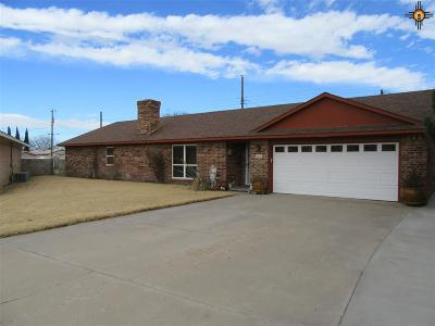 Hobbs Single Family Home Under Contract-Don't Show: 3113 N McKinley Dr.