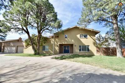 Clovis Single Family Home For Sale: 1756 Fairway Terrace