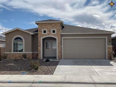 Hobbs Single Family Home For Sale: 5221 W Steel Driver Rd