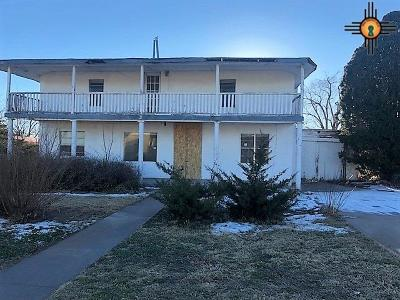 Portales Single Family Home For Auction: 1004 S Chicago