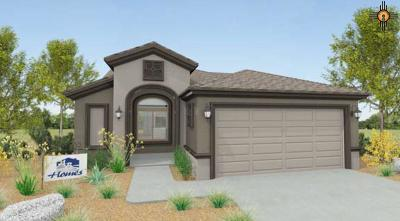 Hobbs Single Family Home Under Contract-Don't Show: 5314 W Dark Horse Road
