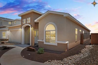 Hobbs Single Family Home Under Contract-Don't Show: 5200 W Dark Horse Road
