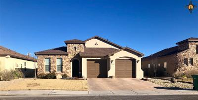 Hobbs Single Family Home Under Contract-Don't Show: 1512 Kyleigh