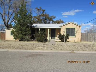 Portales Single Family Home For Sale: 900 W 17th Street