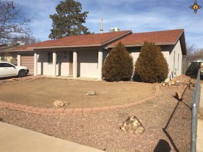 Grants Single Family Home For Sale: 1112 El Capitan Loop