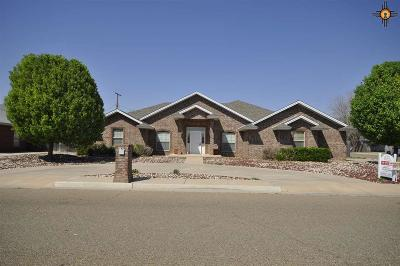 Clovis NM Single Family Home For Sale: $235,000