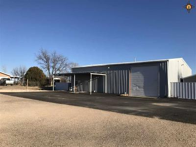 Roosevelt County Commercial For Sale: 42515 Us 70