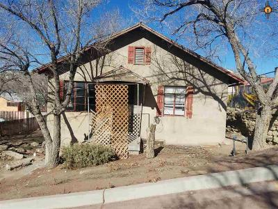 Gallup Single Family Home For Sale: 205 E Pershing