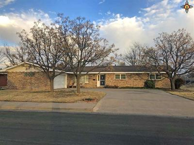 Lovington Single Family Home Under Contract-Don't Show: 705 S 13th Street