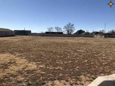 Roosevelt County Residential Lots & Land For Sale: 513 E 18th