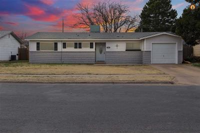 Hobbs Single Family Home Under Contract-Don't Show: 1623 N Steven Dr.