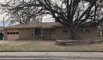 Hobbs Single Family Home For Sale: 213 W Blanco