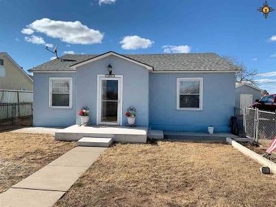 Portales NM Single Family Home For Sale: $184,000