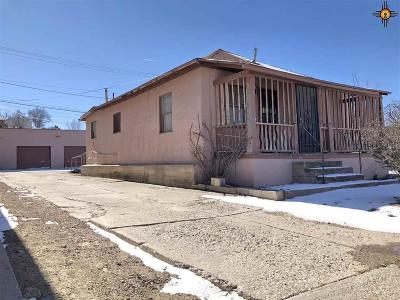 Gallup Single Family Home For Sale: 1012 E Aztec