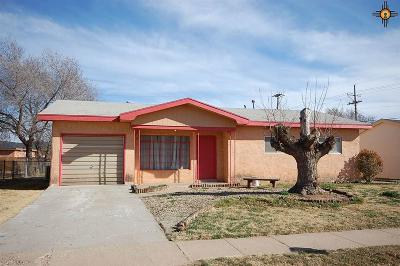 Clovis NM Single Family Home Under Contract-Don't Show: $72,150