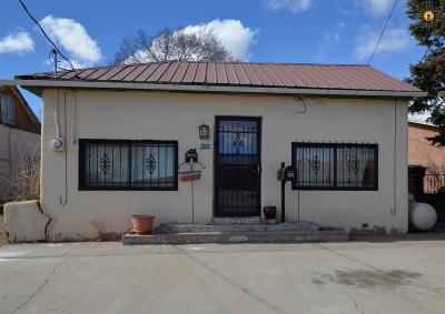 Las Vegas Single Family Home For Sale: 409 South Pacific St