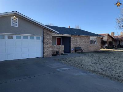 Clovis NM Single Family Home For Sale: $167,900