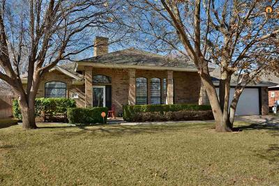 Single Family Home For Sale: 612 Sara Layne