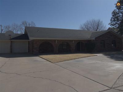 Hobbs Single Family Home For Sale: 2706 N Jade