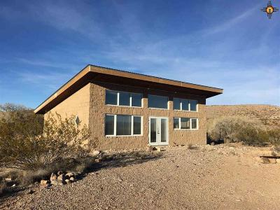 Sierra County Single Family Home For Sale: 802 Las Palomas Canyon Rd