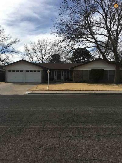 Hobbs Single Family Home For Sale: 2227 N Rojo