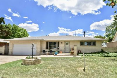 Clovis NM Single Family Home For Sale: $192,000