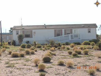 Deming NM Manufactured Home For Sale: $68,000