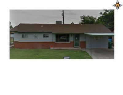Lovington Single Family Home Under Contract-Don't Show: 905 W Gore
