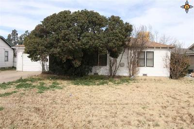 Hobbs Single Family Home For Sale: 122 W Vega