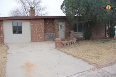 Hobbs Single Family Home For Sale: 1507 E Penasco