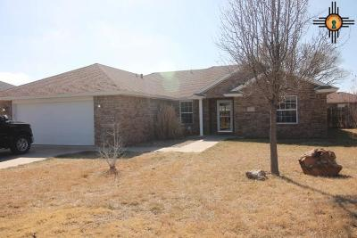 Curry County Single Family Home For Sale: 2117 Reese Dr.