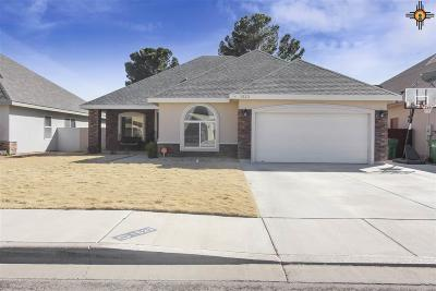 Hobbs Single Family Home For Sale: 1523 W Kyleigh