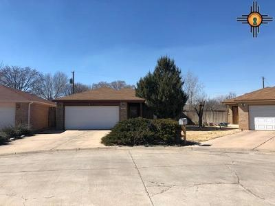 Portales NM Single Family Home For Sale: $84,000