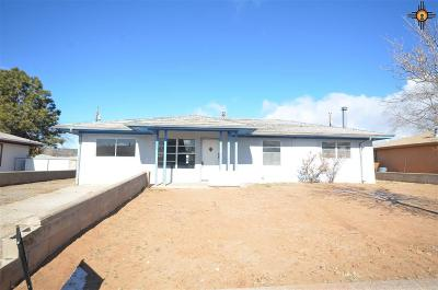 Grants Single Family Home For Sale: 1416 Chaco