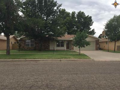 Clovis Single Family Home For Sale: 1013 Purdue