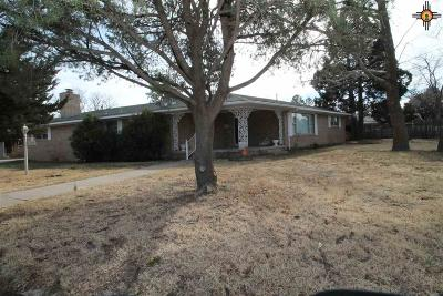 Portales Single Family Home Under Contract-Don't Show: 131 Yucca