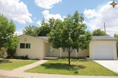 Portales Single Family Home For Sale: 521 W 16th Lane