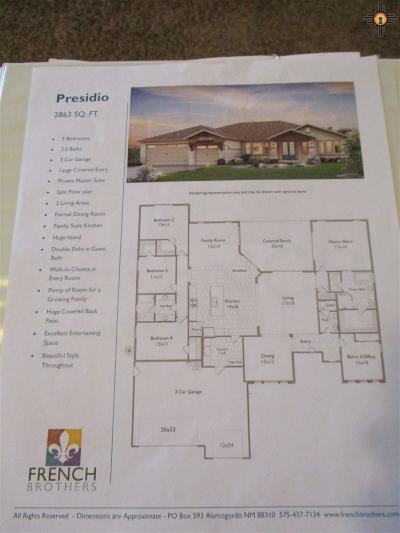 Artesia Single Family Home Active, U/C-Take Back Ups: 1603 Mahone Drive