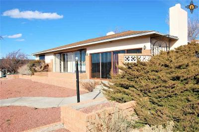 Gallup Single Family Home For Sale: 507 Burke