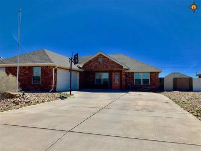 Portales Single Family Home For Sale: 2205 Aspen