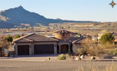 Sierra County Single Family Home For Sale: 100 Mesa Grande