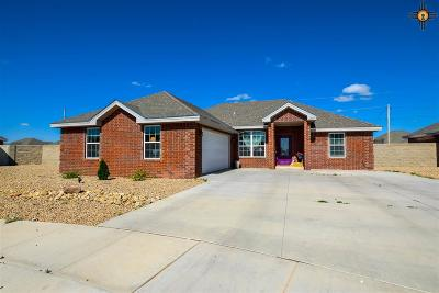 Portales NM Single Family Home For Sale: $182,500