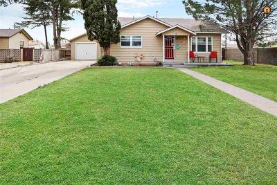 Hobbs Single Family Home Under Contract-Don't Show: 121 E Green Acres Dr.