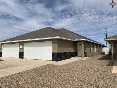 Clovis NM Multi Family Home Under Contract-Don't Show: $276,500