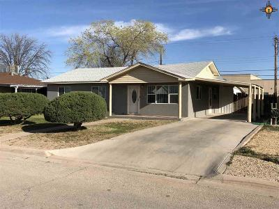 Single Family Home For Sale: 1206 Yucca Ave