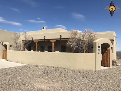 Sierra County Single Family Home For Sale: 32 Lagrimas Road