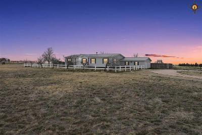 Hobbs Single Family Home Under Contract-Don't Show: 14113 N Wagon Wheel Drive
