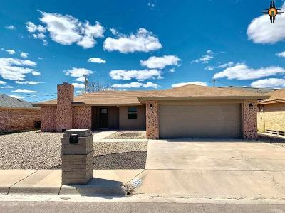 Hobbs Single Family Home Under Contract-Don't Show: 3213 N Northwest Dr.