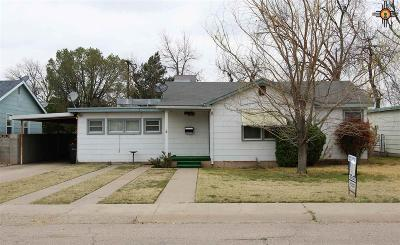 Carlsbad NM Single Family Home For Sale: $185,000